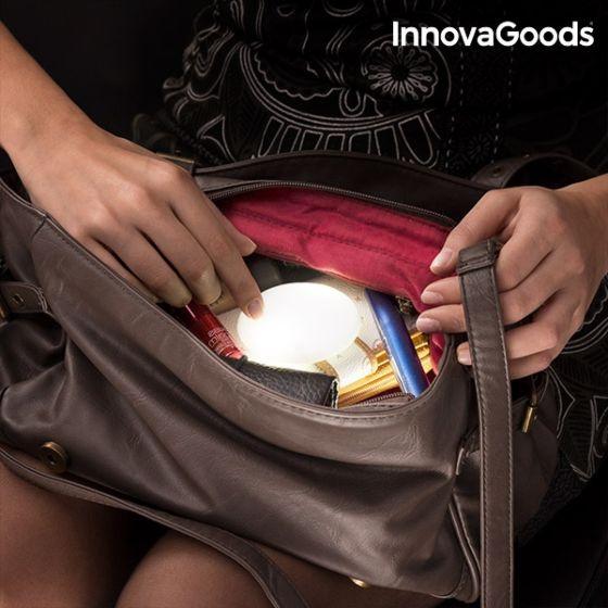 Pametna LED svetilka za torbice in predale