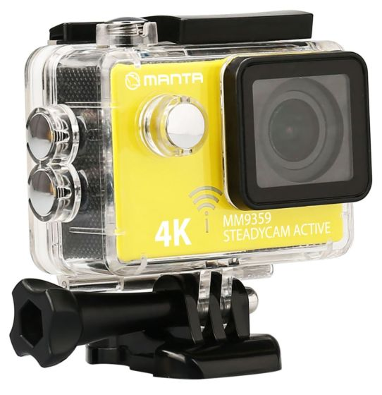 Športna kamera Manta Steadycam Active (MM9359)