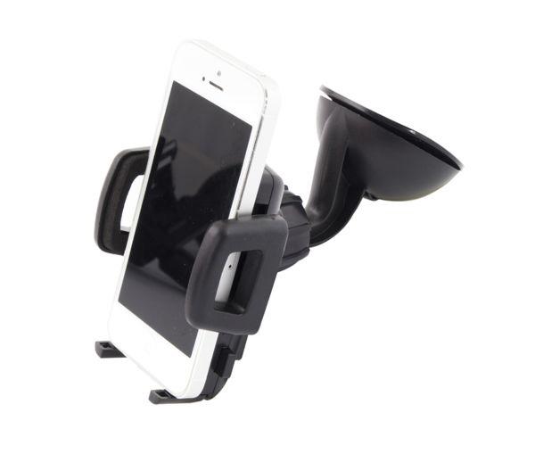 Univerzalno držalo za mobilne telefone za avto in kolo Esp 2in1
