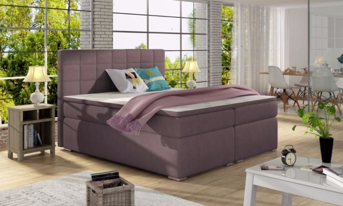 Alison8 160/180x200  oblazinjena postelja