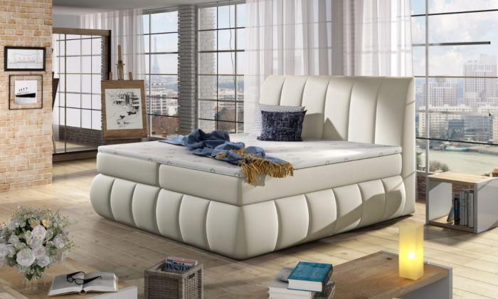 Vineta 11 - 160/180x200  oblazinjena postelja
