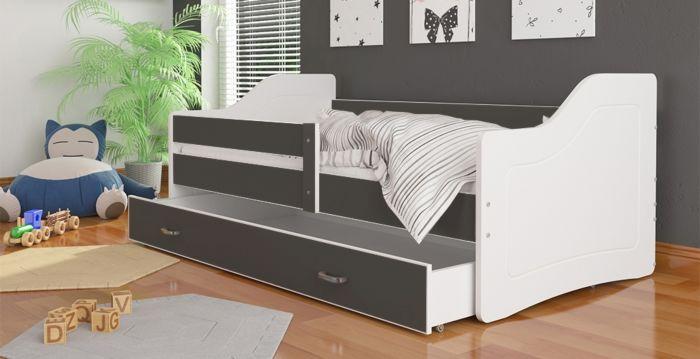 Otroška postelja SVEN 140/160/180/200x80 cm