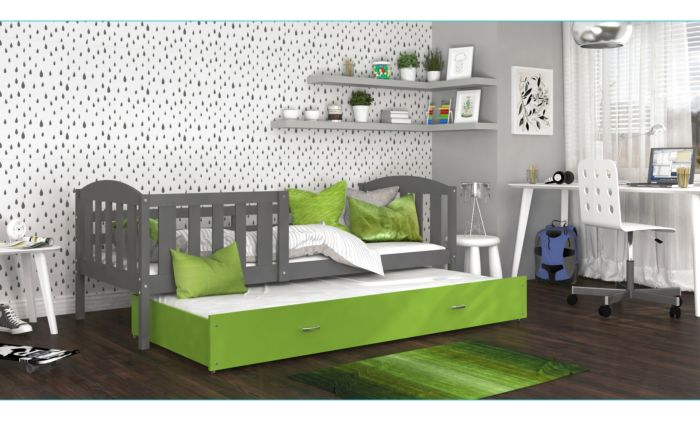 Otroška postelja Kubana 2 190 x 80, 200 x 90 cm