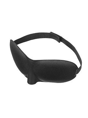 Spalna 3D maska za oči + čepki za ušesa