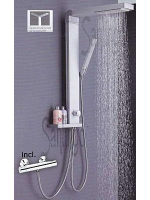 Termostatski tuš panel Alvito - Termo