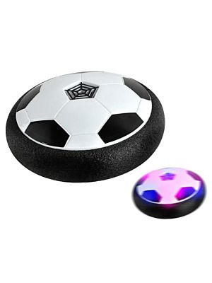 Svetleča lebdeča nogometna žoga