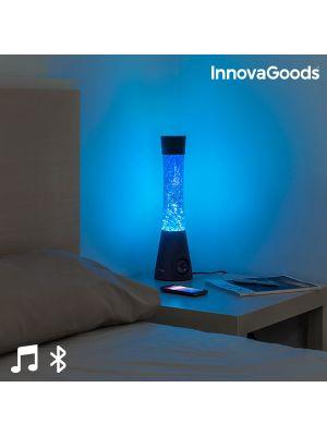 Lava svetilka z Bluetooth zvočnikom in mikrofonom