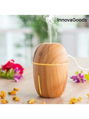 Mini vlažilnik z razpršilcem vonja Honey pine