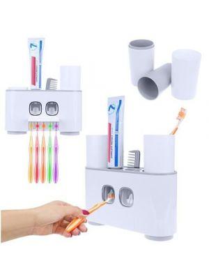 Avtomatski dozirnik za dve zobni pasti