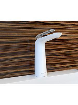 Enoročna kopalniška armatura Alvito H2603 - White