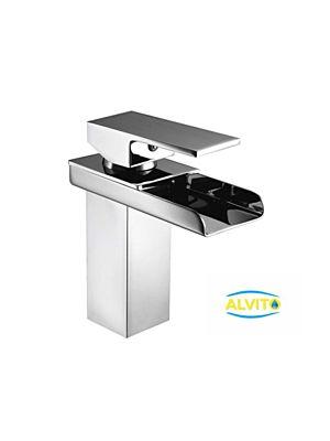 Enoročna kopalniška armatura Alvito 6009