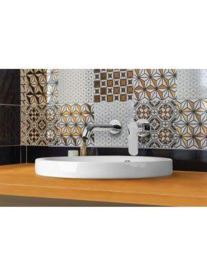 Kopalniški umivalnik vgradni Alvito NIKA okrogli