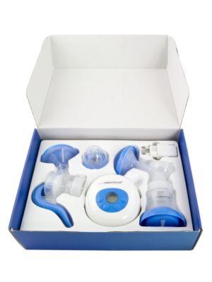 Električna in ročna prsna črpalka Soft touch 2v1
