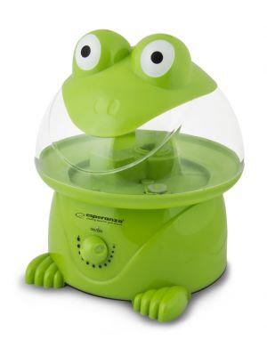 Vlažilnik zraka Green Frog