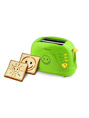 Opekač za kruh Esp Sun and Smile - zelen
