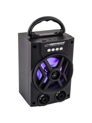 Prenosni Bluetooth zvočnik z radiem Esp Dance
