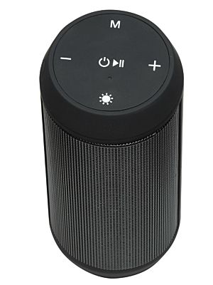 Prenosni Bluetooth zvočnik z radiem Esp LED Fade
