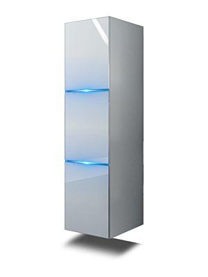 Kopalniška omarica BARBADOS/FIDŽI - White Gloss