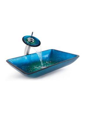 Kopalniški umivalnik Alvito Steklo HC6021