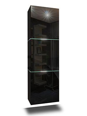 Kopalniška omarica MALORKA - Black Gloss