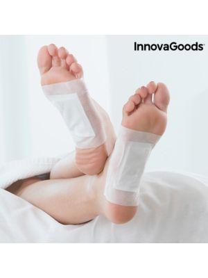 Razstrupljevalni obliži za stopala (10 kosov)