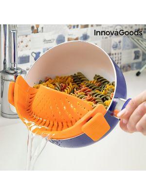 Kuhinjski silikonski odcejalnik Pastrainer