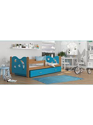 Otroška postelja SOFIJA 160 x 80 cm, več barv