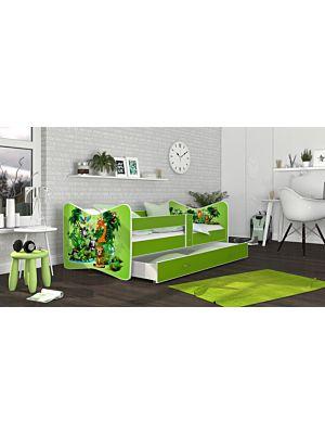 Otroška postelja Tomaž 140 x 70cm ali 160/180 x 80cm