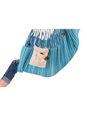 Praktični žepek za visečo mrežo ali viseči stol