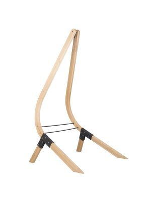 Leseno vodoodporno stojalo za enojni viseči stol, Vela