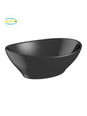 Kopalniški umivalnik Alvito Keramika Vera Črna - 1081-BL