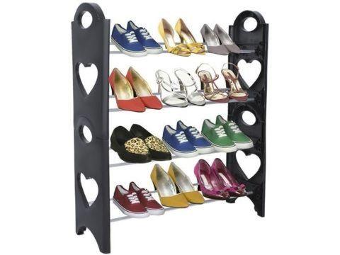 Regal za čevlje-za 12 parov 5179