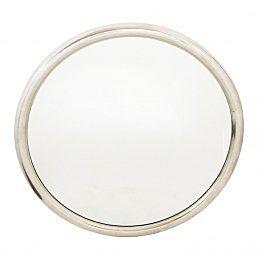 Ogledalo Silver Round