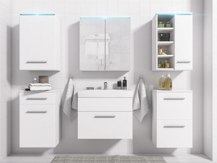 Maggie kopalniško pohištvo WHITE - mat