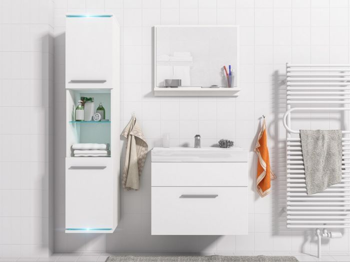 Lisa kopalniško pohištvo White - mat