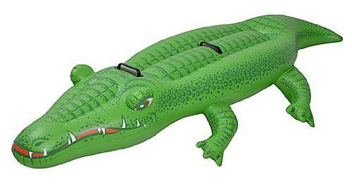 Napihljiva blazina Crocodile