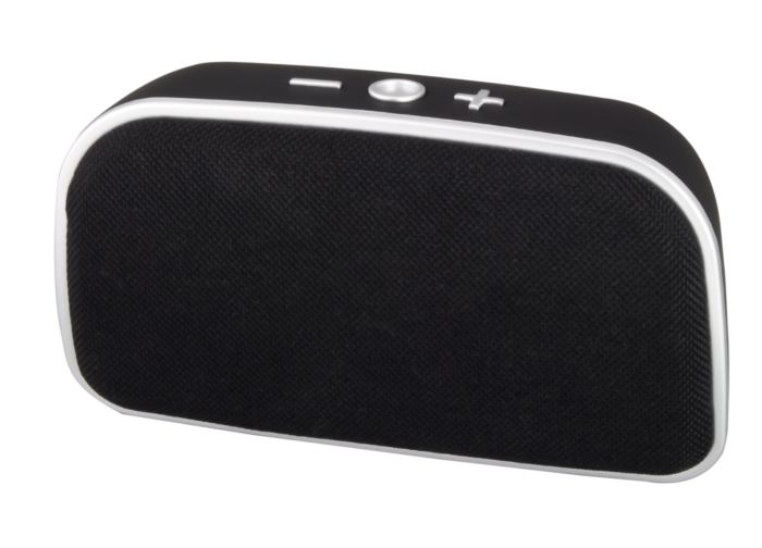 Bluetooth zvočnik z radiem Esp Black