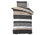 Moderna bombažna posteljnina  Northern Stripe Grey