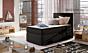 Oblazinjena postelja Rocky 90x200