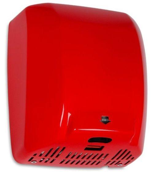 Sušilnik za roke Wart MaxFlow Steel-rdeč