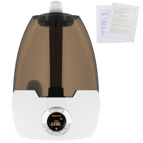 Vlažilnik za aromaterapijo z ionizatorjem MX Dark mist 5,8l
