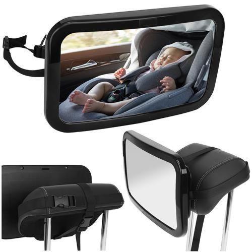 Vzvratno ogledalo za opazovanje otrok z zaščito pred lomljenjem