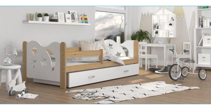 Otroška postelja SOFIJA 190 x 80 cm, več barv